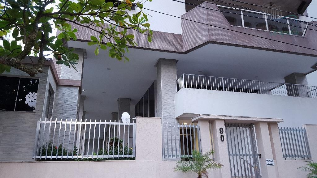 Apartamento Duplex  residencial à venda, Vila Maia, Guarujá.