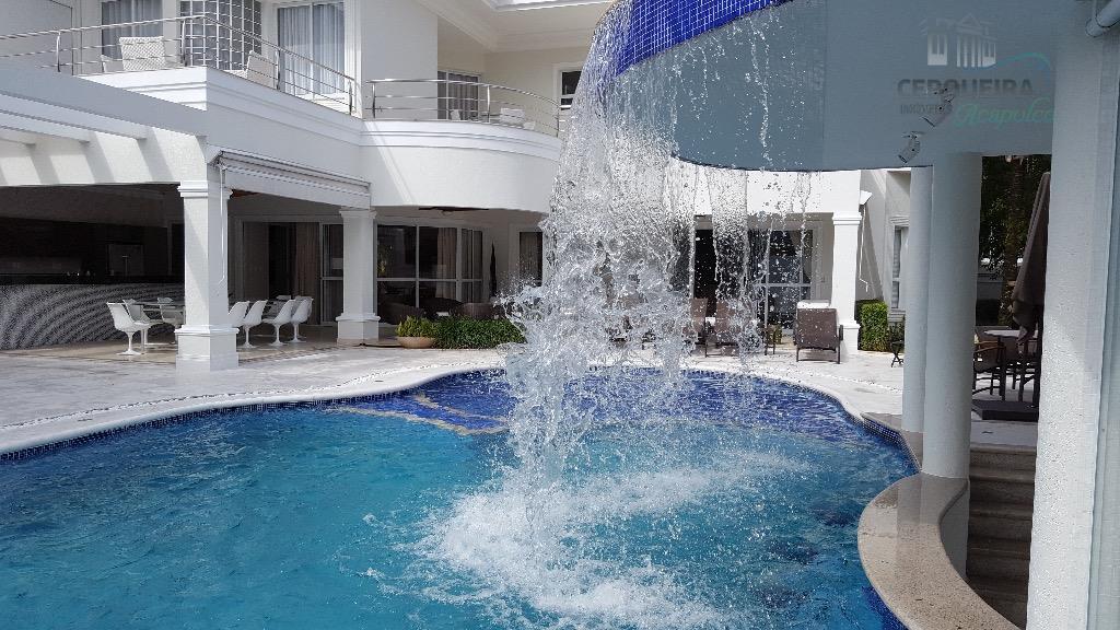 Casa residencial à venda, Acapulco, Guarujá - CA0161.