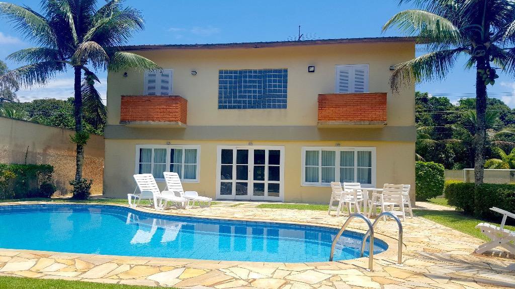 Casa residencial para venda e locação, Acapulco, Guarujá.