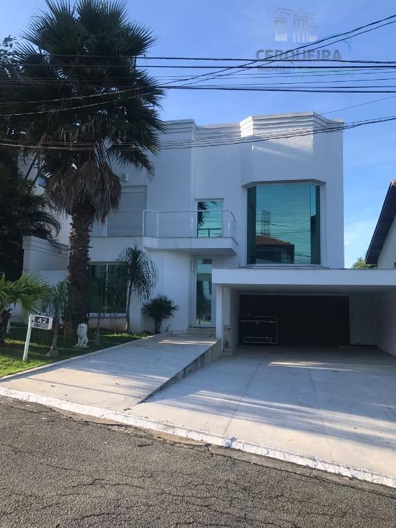 Casa residencial à venda, Residencial Onze (Alphaville), Santana de Parnaíba.