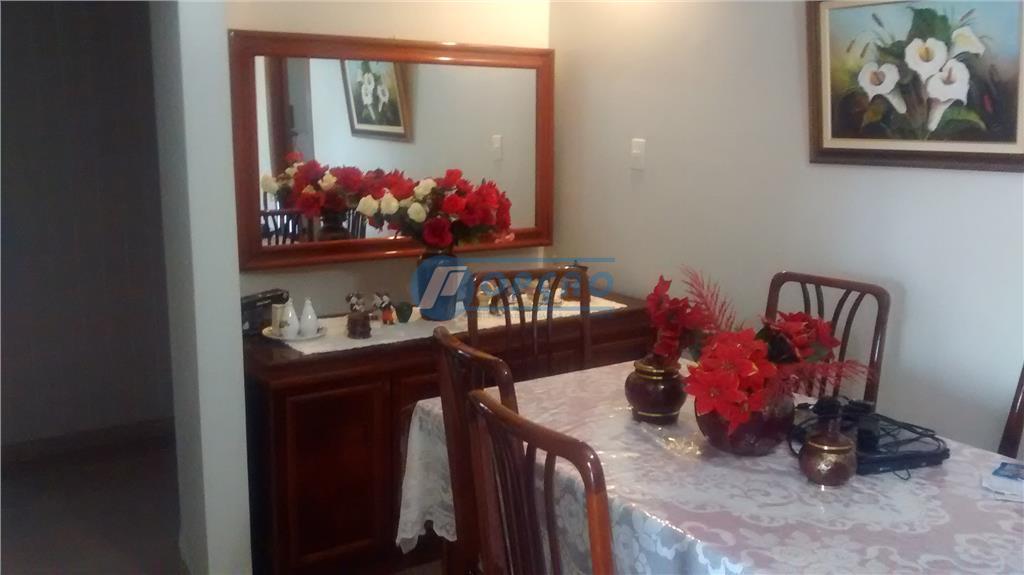 gonzaga -santos, 3 dormitórios, 1 suíte, armários embutidos, sala 2 ambientes com desnível, varanda, frente, vista...