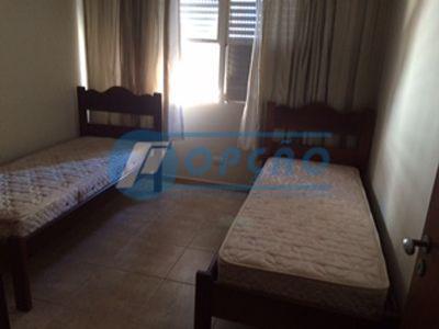 apartamento, embaré, quadra da praia, 3 dormitórios, vista livre, 1 suíte, armários embutidos, frente, sala 2...