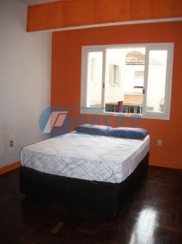 Apartamento  residencial à venda, Boqueirão, Santos.