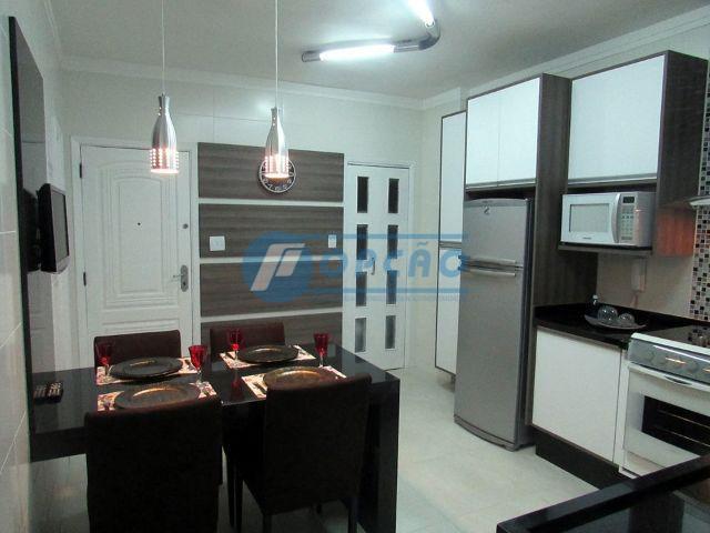 belíssimo apartamento no campo grande - santos, com 3 dormitórios, sendo 1 suíte, sala para 3...