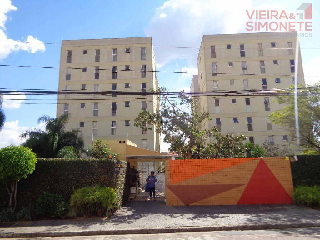 Apartamento residencial à venda, Jardim Primavera, Jundiaí.