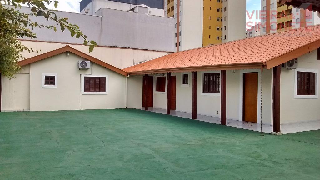 Casa comercial para locação, Jardim Paulista I, Jundiaí/SP