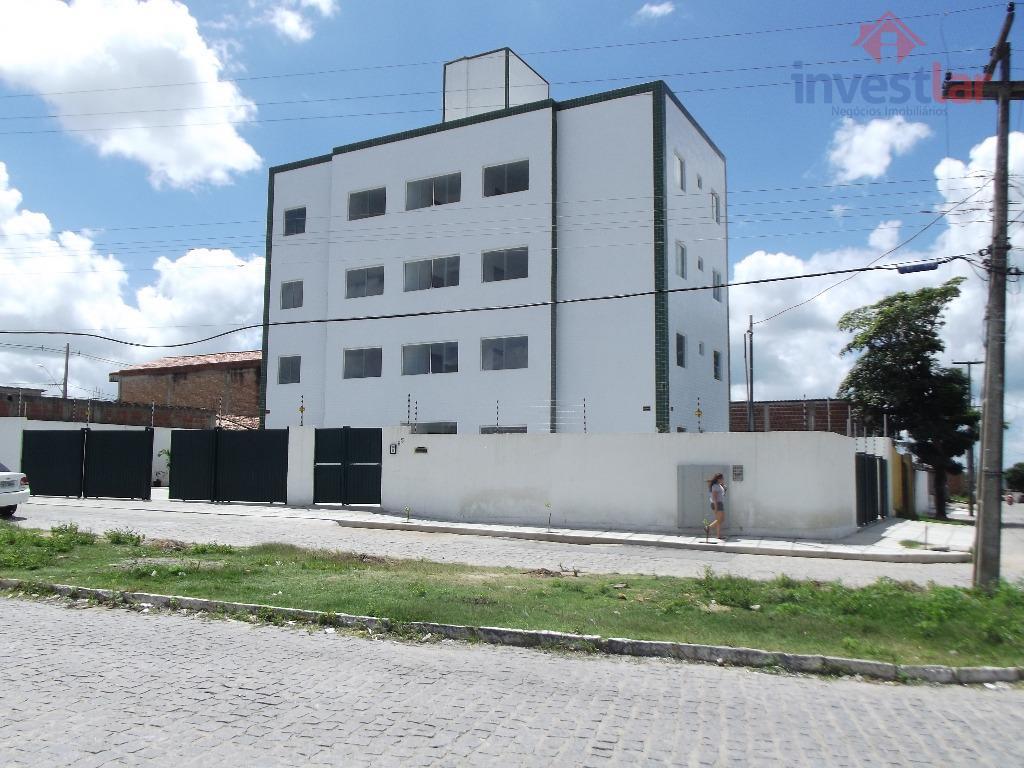 Apartamento  residencial à venda, Santo Antônio, Campina Grande.