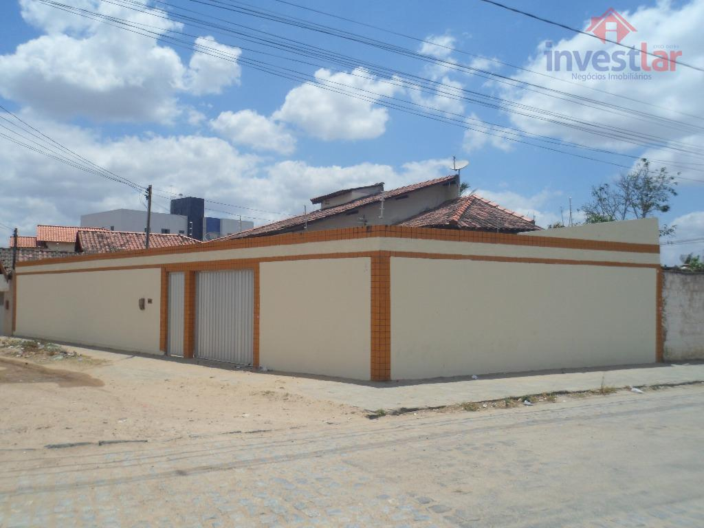 Casa residencial para locação, Castelo Branco, Campina Grande.