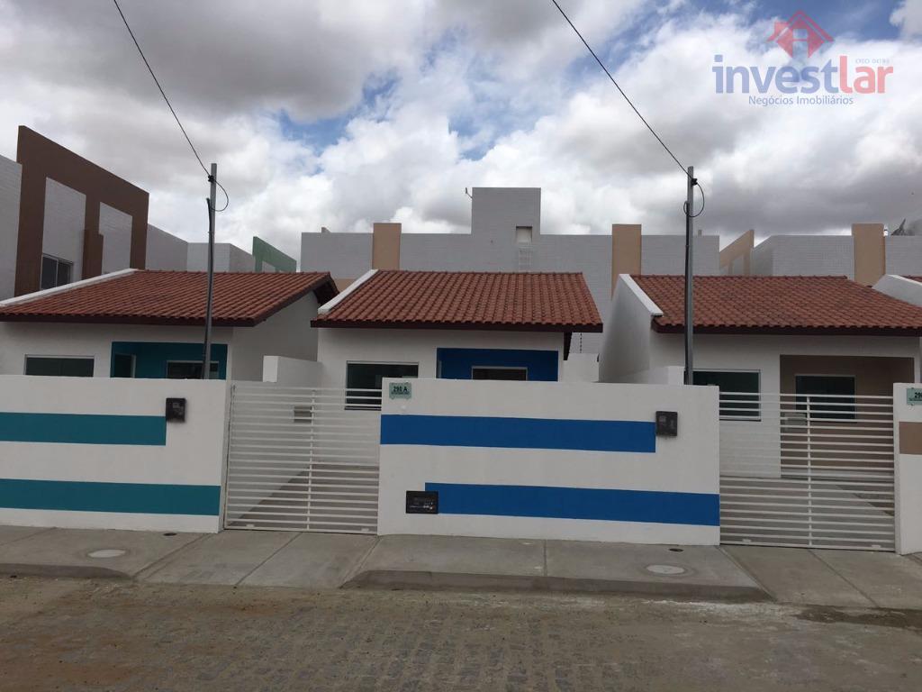 Casa com BECO, Portal Sudoeste, Campina Grande.