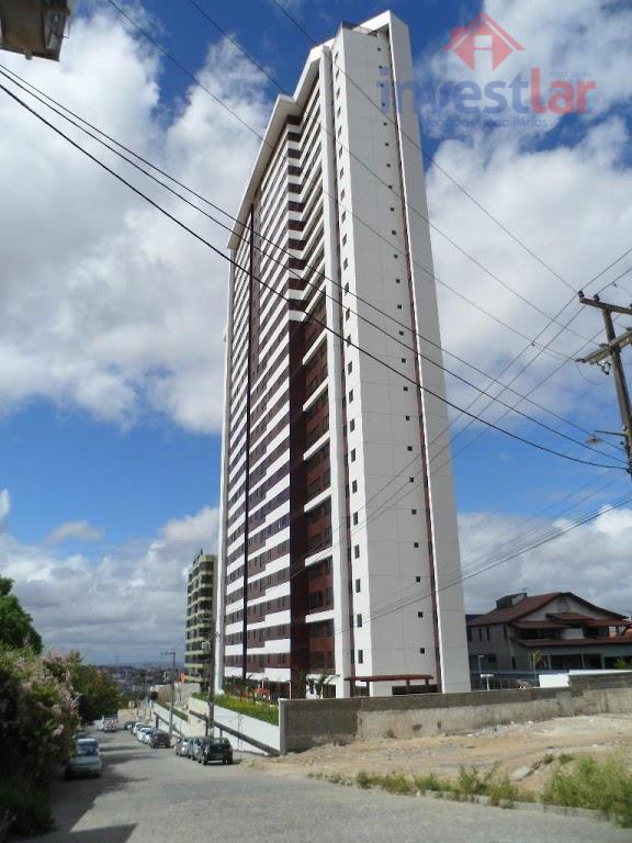 Apartamento residencial para locação, Bela Vista, Campina Grande.