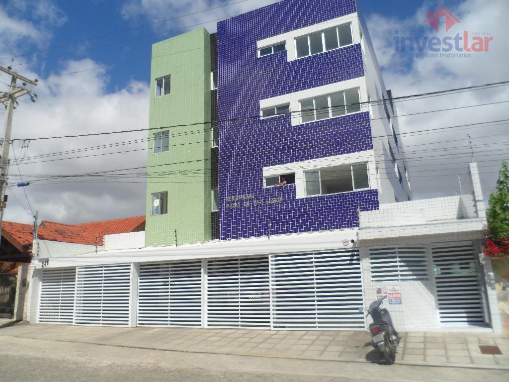 Apartamento residencial Maria da Paz Lisboa para locação, Jardim Atalaia, Campina Grande - AP0053.