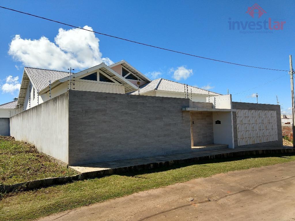 Casa residencial à venda, Centro, Lagoa Seca.