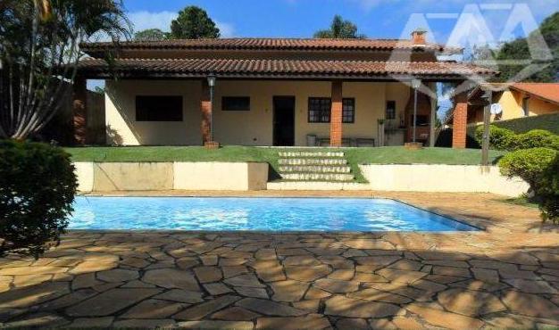 Casa residencial à venda, Chácara Rincão, Cotia.