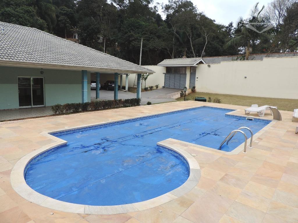 Casa residencial à venda, Parque Rizzo II, Cotia.