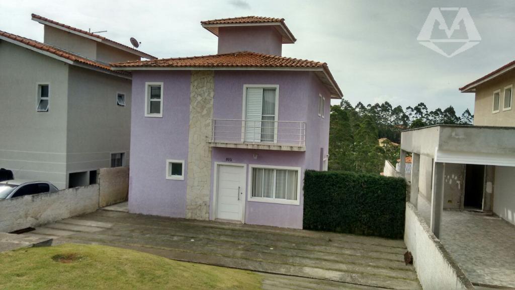 Casa residencial à venda, Paysage Brise, Vargem Grande Paulista.