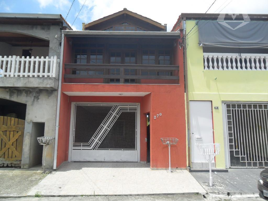 Casa residencial à venda, Parque Ruth Maria, Vargem Grande Paulista.