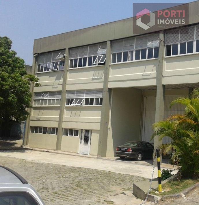 Galpão industrial para venda e locação, Tamboré, Barueri.
