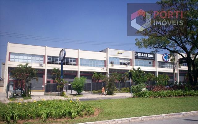 Galpão industrial para locação, Alphaville Industrial, Barue