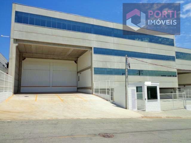 Galpão industrial para locação, Tamboré Polo Empresarial, Sa