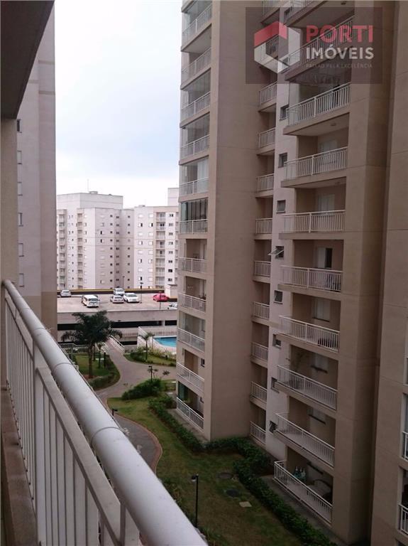 Apartamento residencial à venda, Jardim Tupanci, Barueri - A