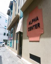 Sala comercial para locação, Centro de Apoio (Alphaville), S