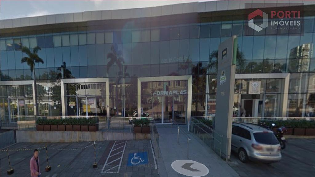 Sala comercial para locação, Alphaville Industrial, Barueri.
