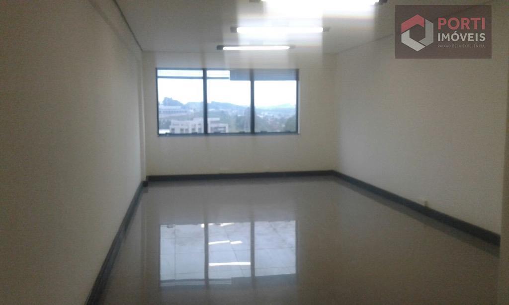 Sala comercial para venda e locação, Centro de Apoio II (Alp