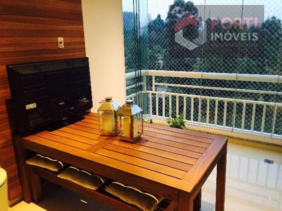 Paisagem 123 m² - 3 Dormitórios - Varanda Gourmet