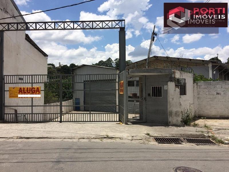 Galpão comercial para locação, Jardim Isaura, Santana de Par