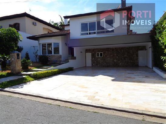 Casa residencial para locação, Alphaville, Barueri - CA0289.