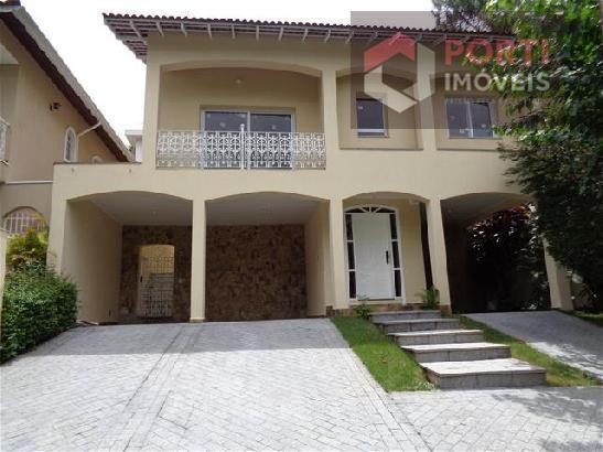 Casa  residencial para locação, Residencial Três (Alphaville