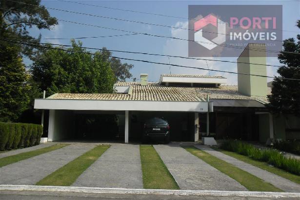 Casa  residencial para locação, Alphaville, Santana de Parna