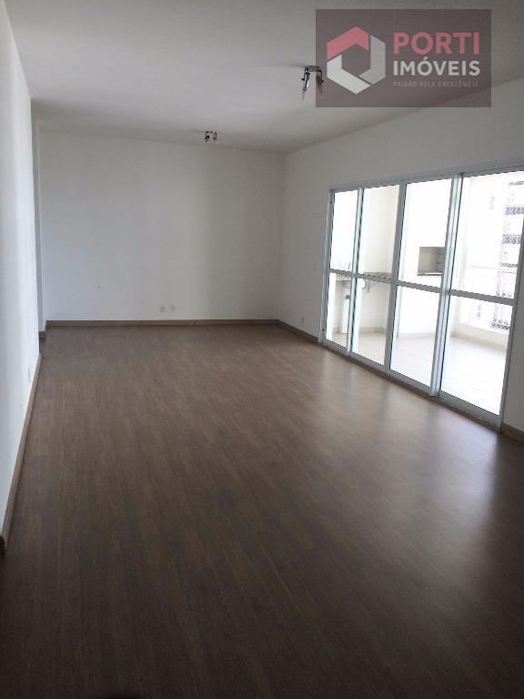 Apartamento residencial para locação, Tamboré, Santana de Pa