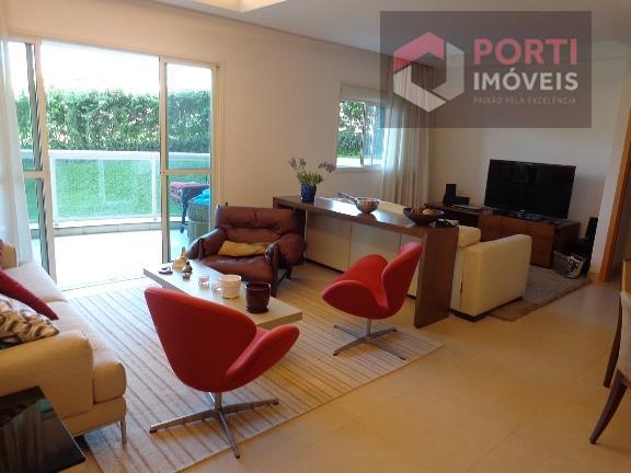 Apartamento  residencial para venda e locação, Tamboré, Sant