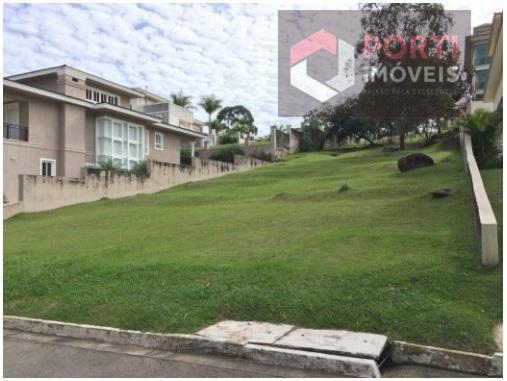 Terreno residencial à venda, Residencial Dois (Tamboré), San