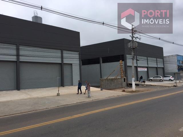 Loja comercial para locação, Vila Poupança, Santana de Parna