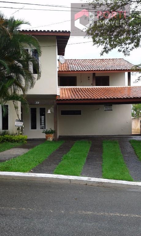 Casa residencial para locação, Alphaville, Santana de Parnaí
