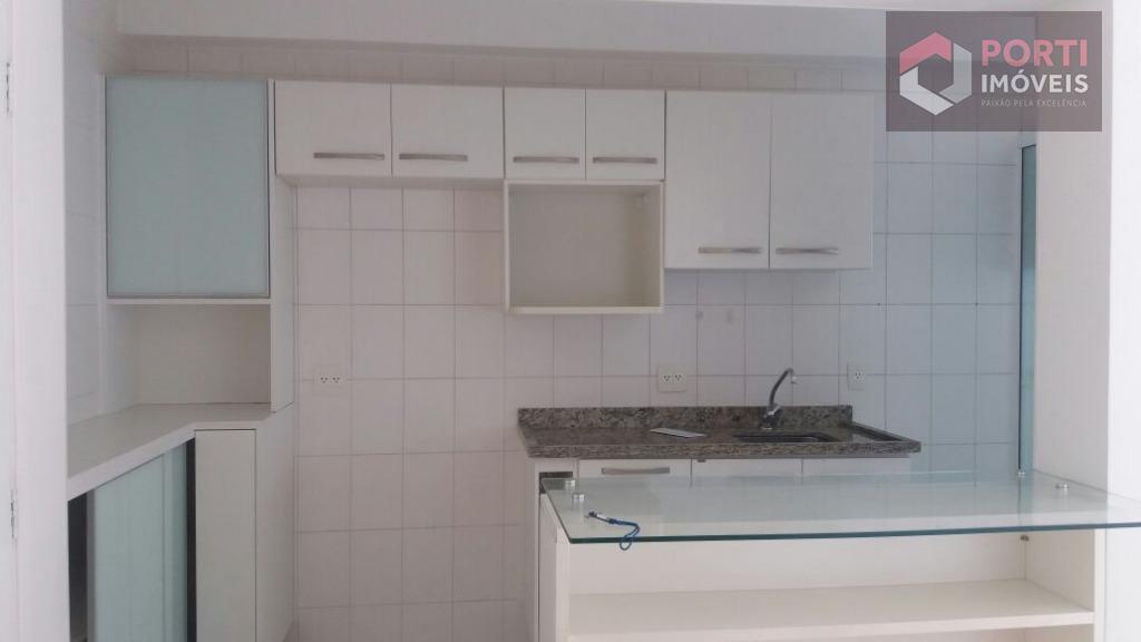 Apartamento residencial para locação, Alphaville Industrial,