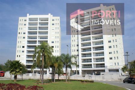 Apartamento residencial à venda, no Edifício Verone em Alpha