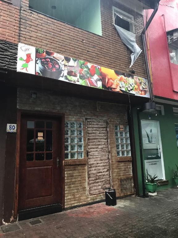 Prédio para Restaurante