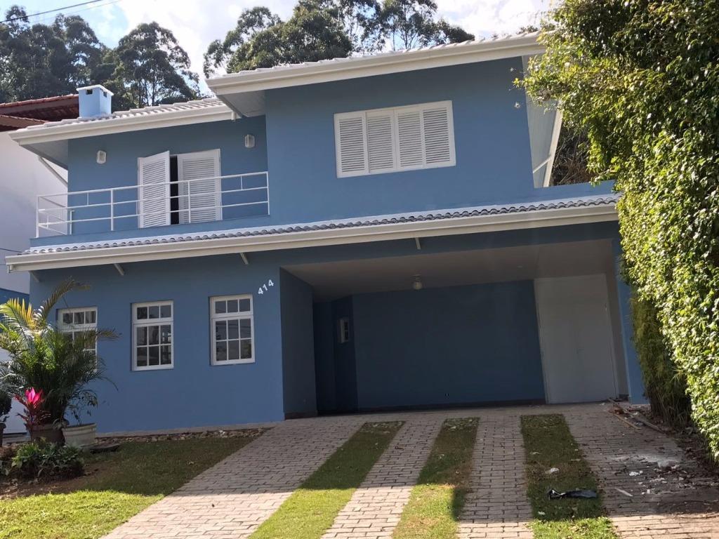 Casa residencial para locação, Residencial Nove (Alphaville)