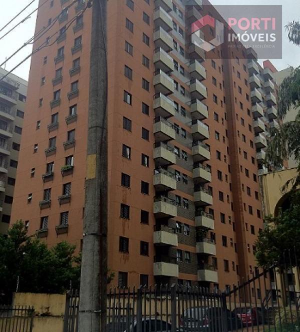 Apartamento residencial para venda e locação, Alphaville Emp