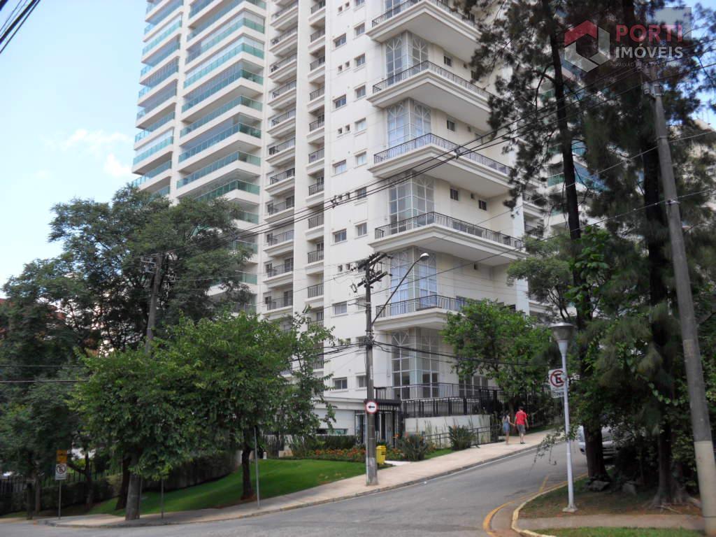 Apartamento residencial para venda e locação, Alphaville Ind