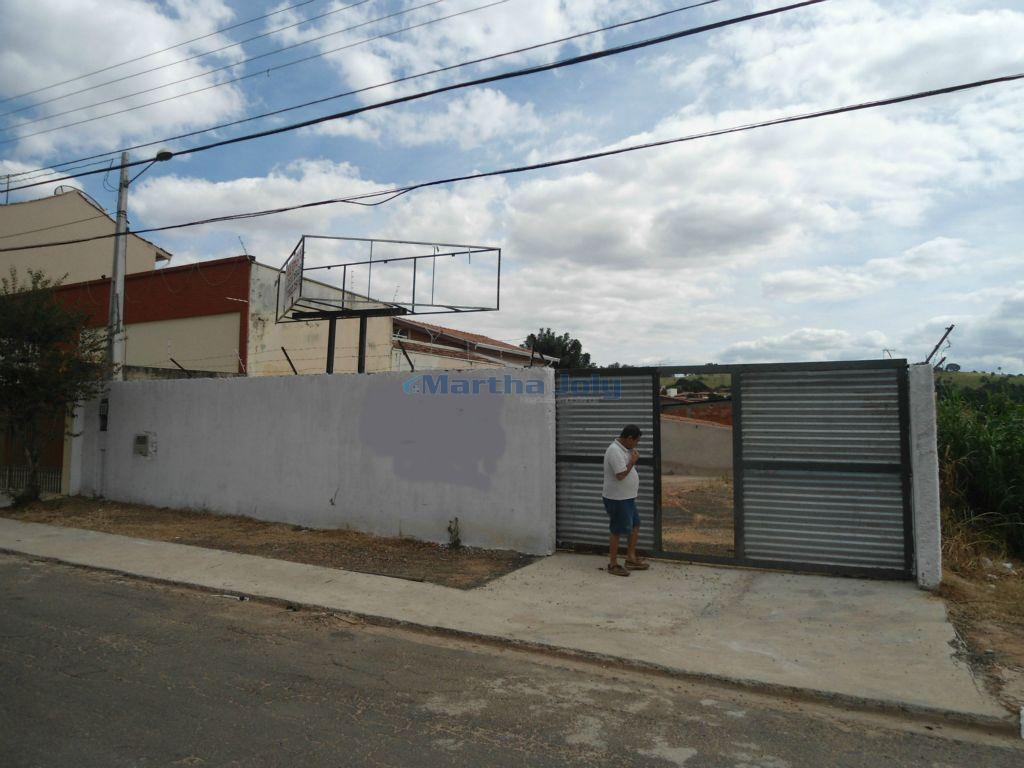 Terreno comercial para locação, Sousas, Campinas.