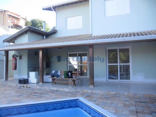 Casa  residencial à venda, Condomínio (Sousas), Campinas.