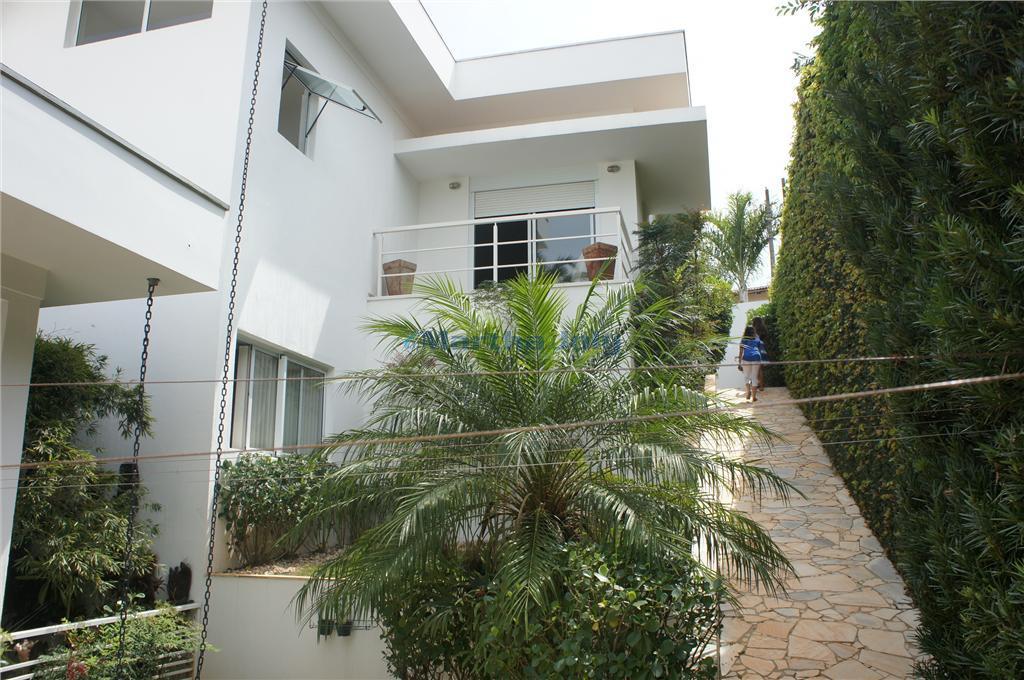 Casa residencial à venda, Caminhos de San Conrado, Campinas - CA0696.