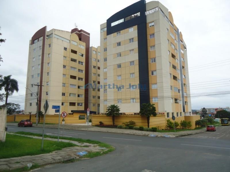 Apartamento residencial para venda e locação, Centro, Araucária.