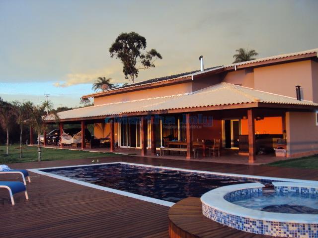 Casa residencial à venda, Três Pontes, Campinas.