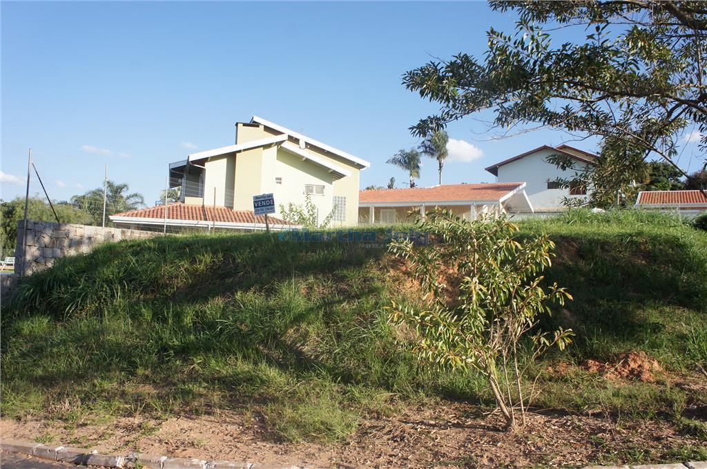 Terreno residencial à venda, Caminhos de San Conrado, Campinas.