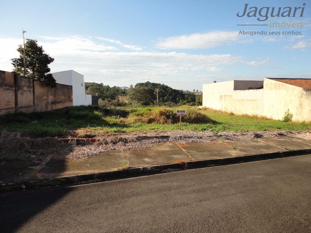 Terreno residencial à venda, Parque Esmeralda, Agudos.